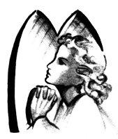 La prière de Marie enfant