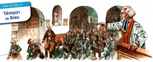 Histoire du saint Curé d'Ars, saint Jean-Marie Vianney