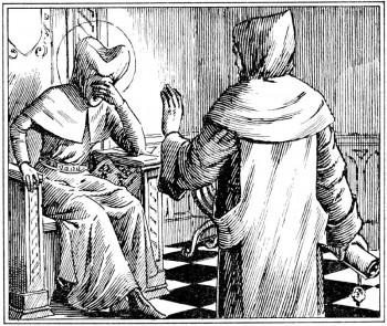 Histoire pour les veillées scoutes : Sainte Jeanne de France et son directeur spirituel