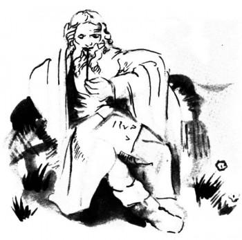Zacharie muet car il met en doute la parole de l'ange