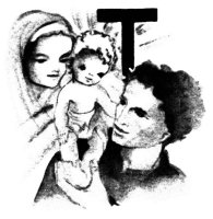 Récit pour la jeunesse : La sainte famille