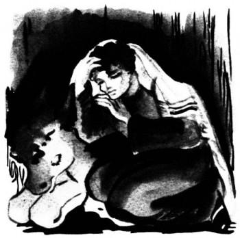 Le sonte de Saint Joseph - la fuite en Égypte