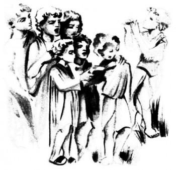 Raconter la bible aux enfants : sur le chemin de Jérusalem