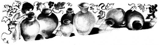 histoires bibliques illustrées : les noces de Cana