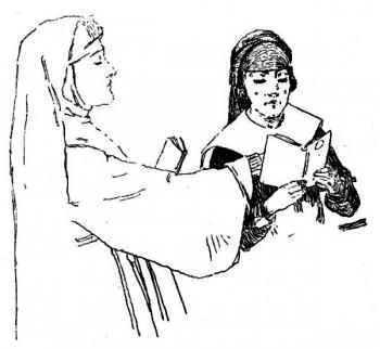 religieuse missionaire et enseignante