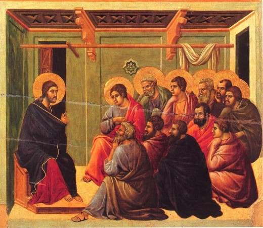 Les premiers missionnaires sont les apôtres