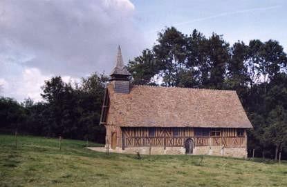 Chapelle Saint-Martin-Saint-Firmin