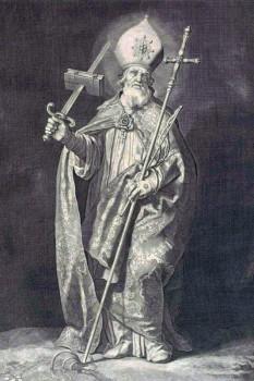 Récit pour le catéchisme : vie de St Boniface pour les enfants