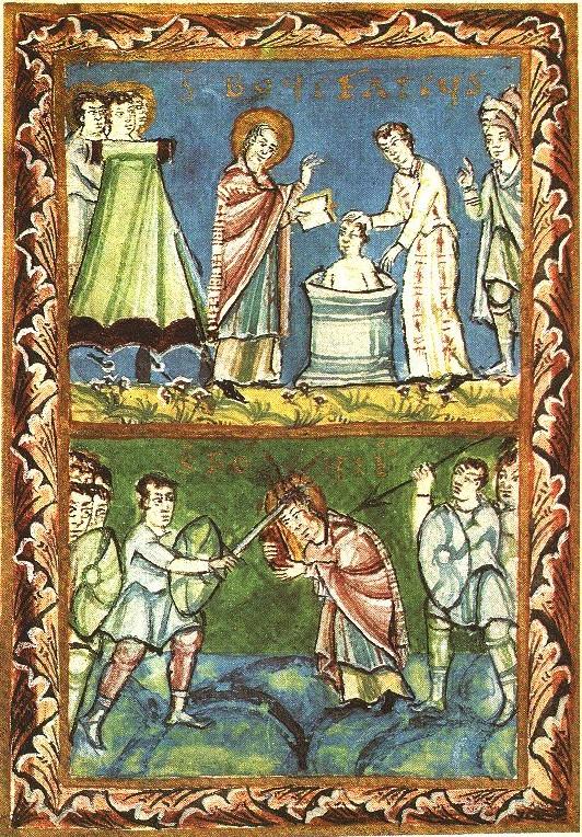 Vie de Saint Boniface, l'apôtre de l'Allemagne