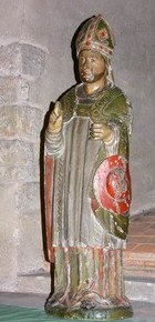 Récit normand, culte des saints