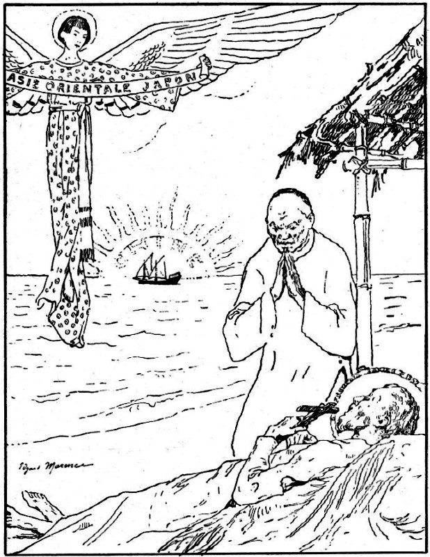 Mort de saint François Xavier à la porte de la Chine