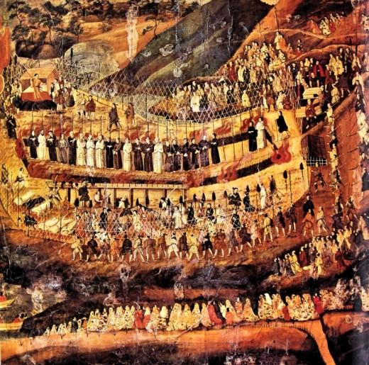 Martyrs catholiques de Nagasaki