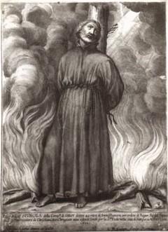 Récit du martyr du père Spinola