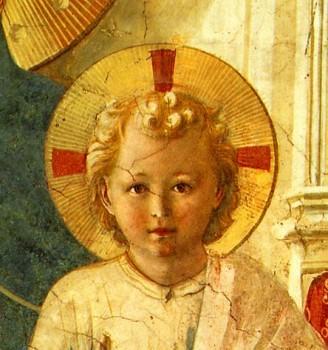 Bénédiction de l'Enfant Jésus Noël