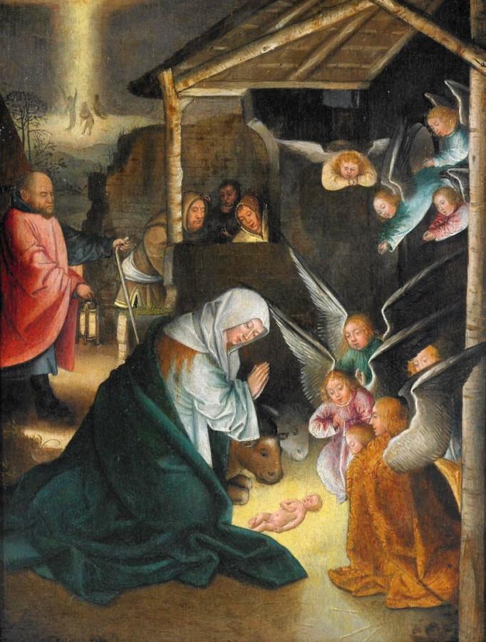Noël - récit pour les enfants du catéchisme