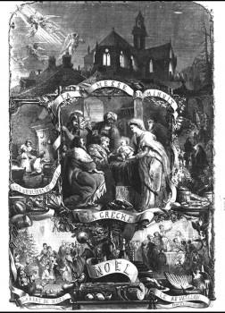 Conte de Noël à lire en ligne