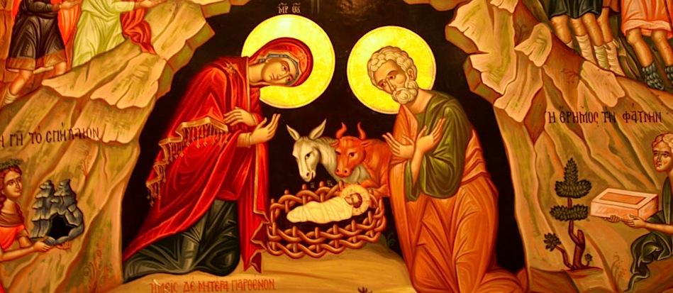 Nativité du Sauveur - Récit à raconter pour le caté