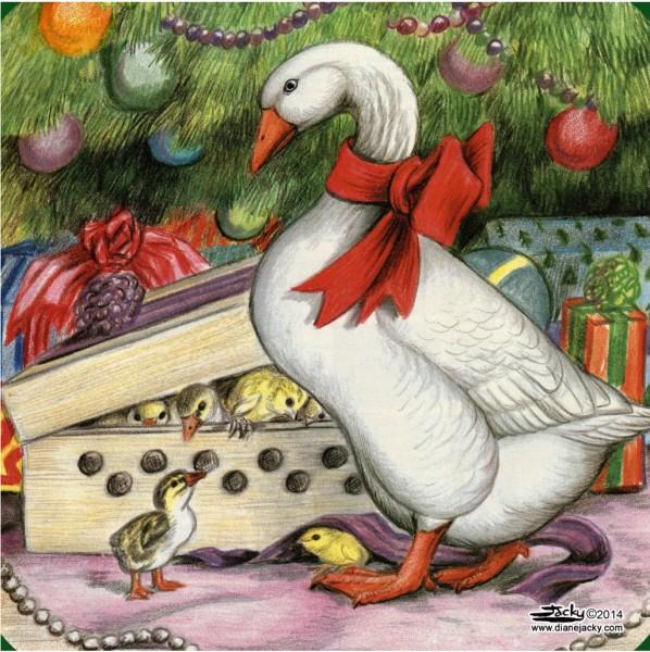 Joie de Noel, cadeaux