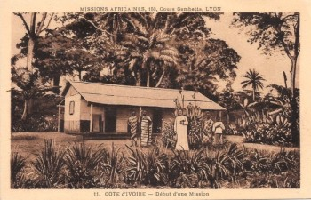 Histoire avant de dormir - récit des missions en Côte d'Ivoire