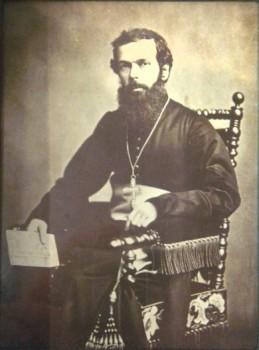 Mgr Petitjean premier vicaire apostolique au Japon