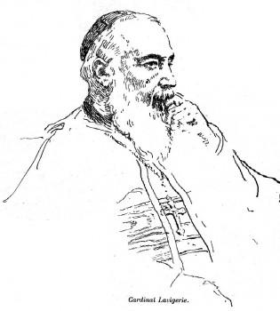 Coloriage pour les enfants : Cardinal Lavigerie.