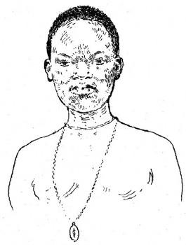 Congo Français. — Chrétien de Lekéty.