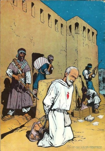 BD mort de Charles de Foucault