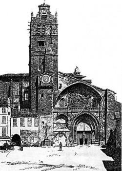 Basilique et son clocher