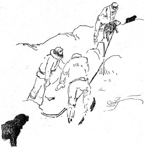 Les missions chez les esquimeaux