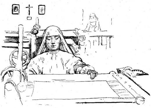 Canada. — Québec. imprimerie des Franciscaines Missionnaires de Marie.