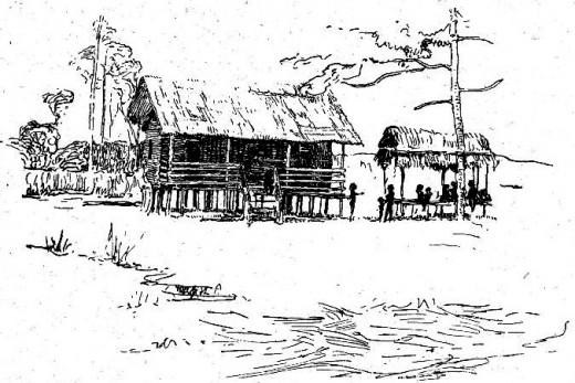 Thème de veillées scoutes sur les missions de Nouvelle Calédonie