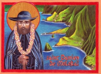 Saint Damien de Molokaï - histoire pour les veillées scoutes