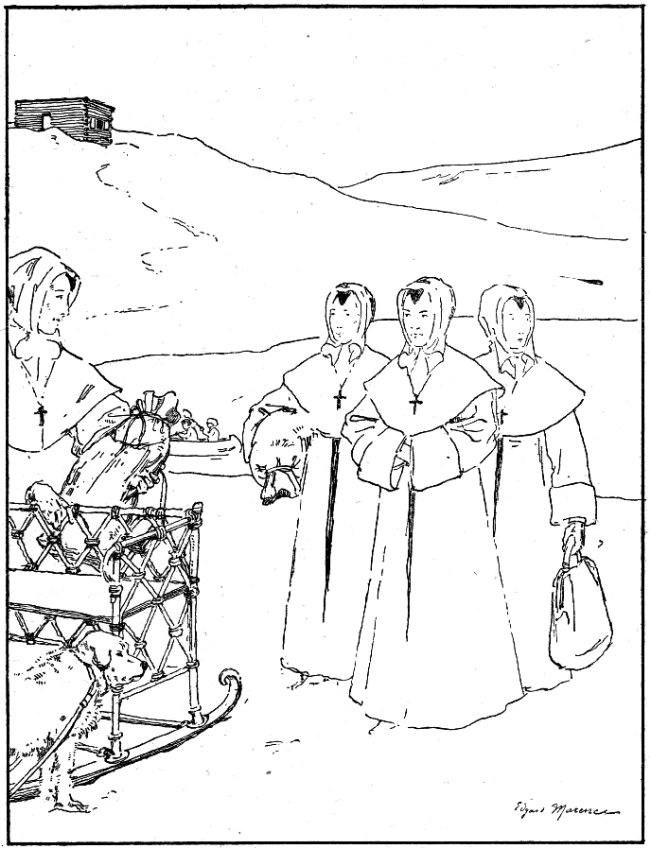 Histoire des religieuses missionnaires pour les enfants du catéchisme