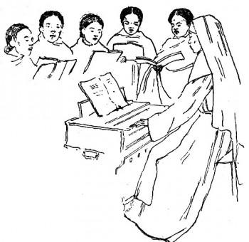 Histoire des missions pour les jeunes et le catéchisme