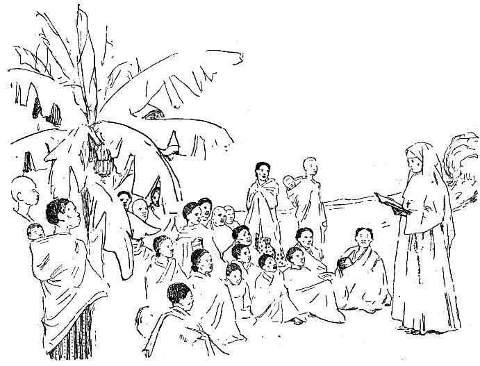 Pour les veillées scoutes : Catéchisme pour les adultes à Madagascar