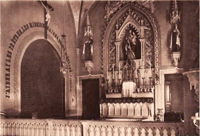 Sainte Thérèse de Lisiseux, patronne des missions