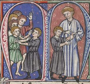 Histoire de Baudouin, l'enfant roi lépreux