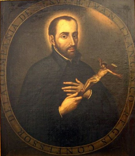 L'enfance de Saint Jean-François Régis