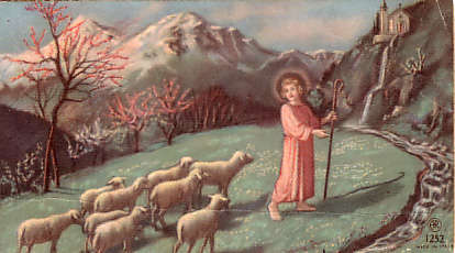 Le prêtre est ordonné pour guider les fidèles