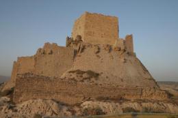 chateau de Kerak - Histoire du royaume de Jérusalem, Baudouin IV pour les enfants
