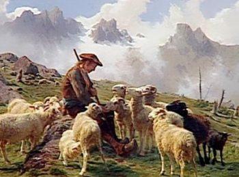 Le prêtre, le berger des chrétiens