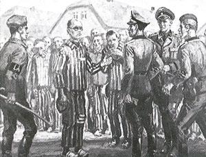 Histoire héroïque du martyr volontaire de Saint Kolbe, franciscain polonais