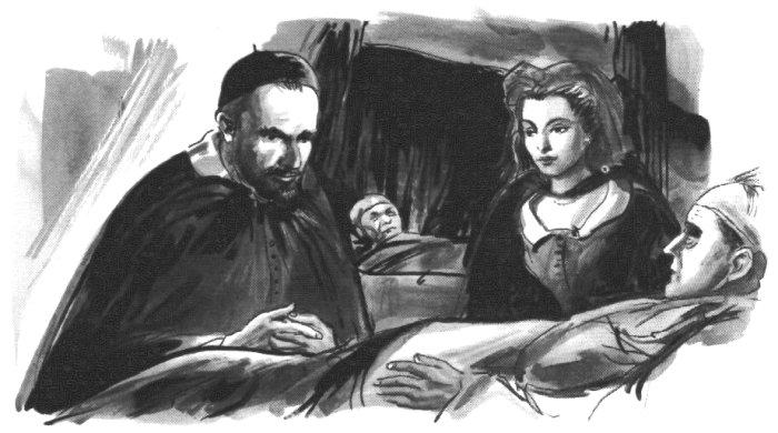 Récit gratuit à lire en ligne : Vincent s'occupe des malades