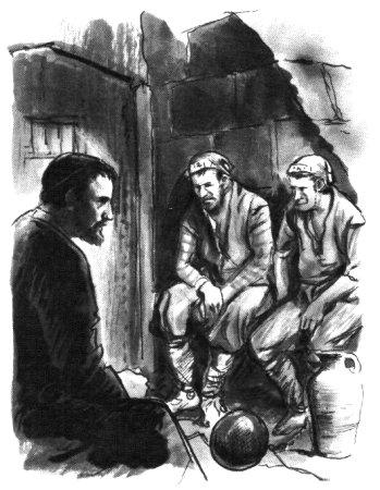 Saint Vincent aumonier des prisons