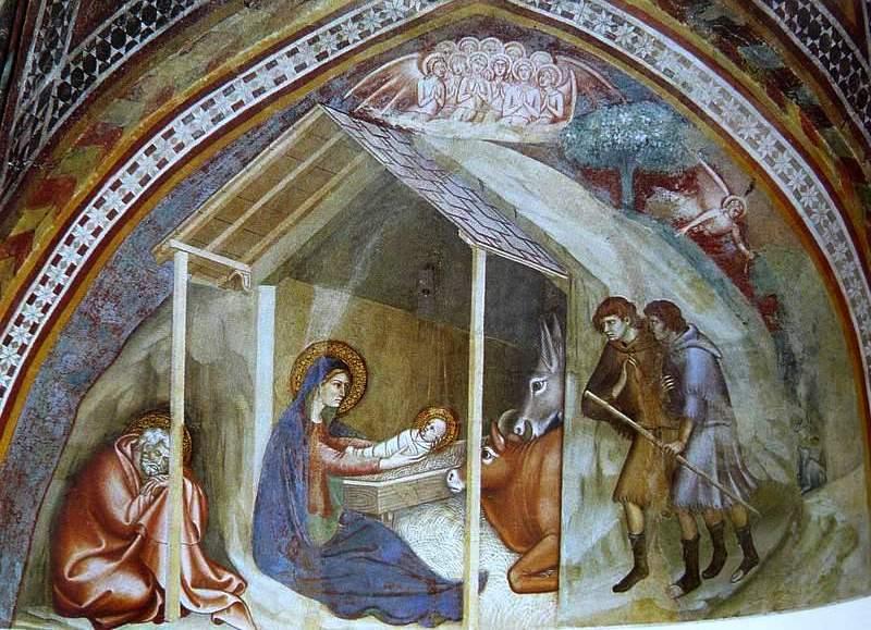 Toscane - récit de Noël - Sainte Zite