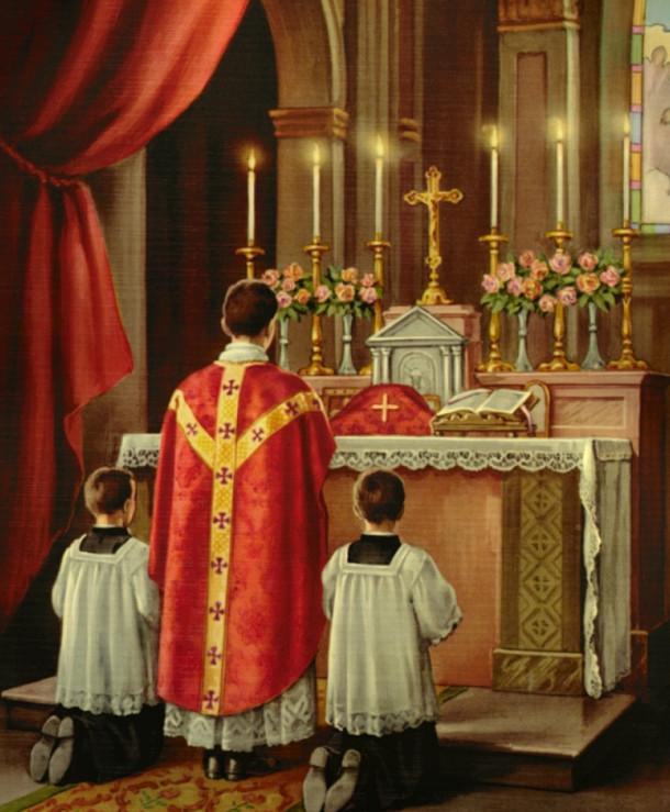 """Résultat de recherche d'images pour """"la messe tridentine"""""""
