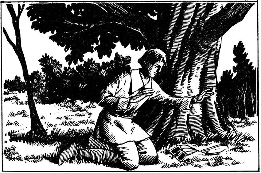 Le frère de saint Jean de la Croix trouve son scapulaire miraculeusement apporté...