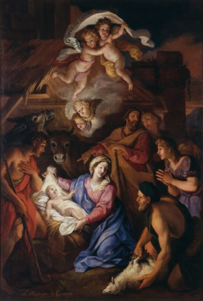 La Nativité - Légende de Noel pour les enfants