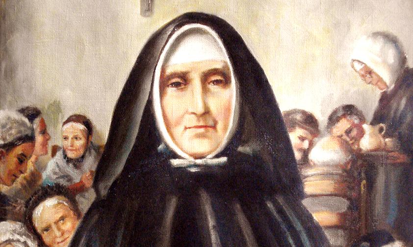 Vie de Sainte Jeanne Jugan pour les petits