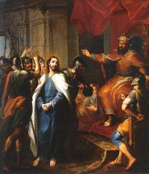Jesus devant Pilate - Récit de la Passion pour les enfants Comtesse de Ségur